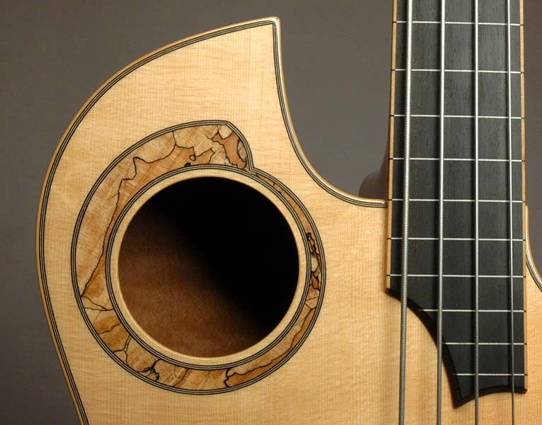 Doolin Acoustic Bass Guitars