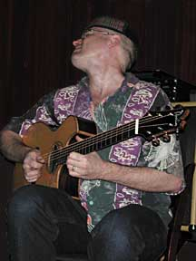 Luthier and Guitarist Mike Doolin